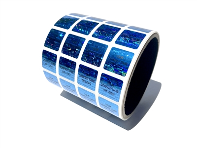 Custom Cheap  Blue Hologram, Customized Blue Cheap  Hologram, Custom Cheap  Hologram