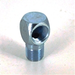 "Cube adapter 1/8""NPT(M) - 1/8""NPT(F) - steel"