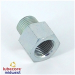 Extension adapter R1/8 CON.-R1/8 BI. L=18mm