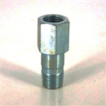 Extension adapter 1/8NPT.-1/8NPT 1-1/4""