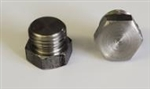 Hex Plug M10x1 - Blanking  Stainless Steel
