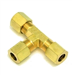 Tee 8mm Mainline - Brass