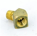 Elbow 45 Degree 1/4NPT(M) 1/4NPT(F)