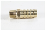 Hose Barb Fitting 1/4 (M) NPT - For Filler Pump