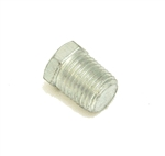 Plug Hex Head 1/4 (M) NPT (used with # 21.054) - Steel