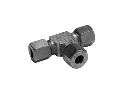 T-coupling 8mmx3 compression - 500 bar