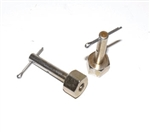 "Clevis Pin 1/4"" Greasable"
