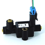 Solenoid replacement assembly Lubecore