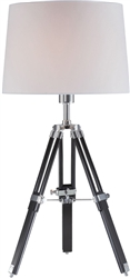 Giordano Tripod Modern Table lamp FLOOR SAMPLE