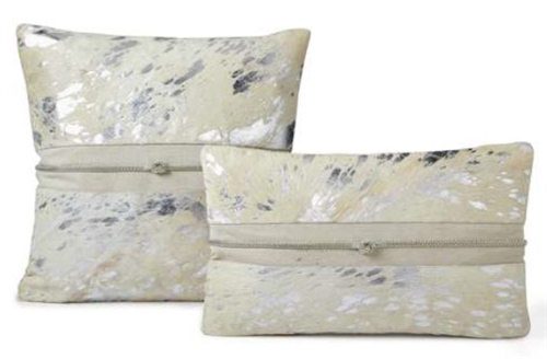 Modern Diva Cowhide Pillow