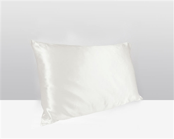 Silk Pillow Case Natural White - available at MH2G Stores