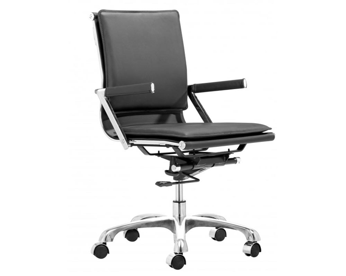 Office Chair - Lider Plus Modern Office Chair Black - mh2g