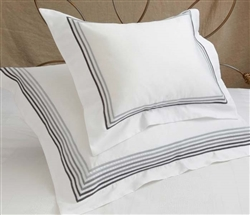 Horizon Duvet Set - Queen Cloud Trim