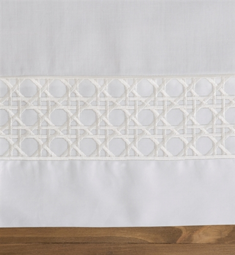 Lattice Duvet Set