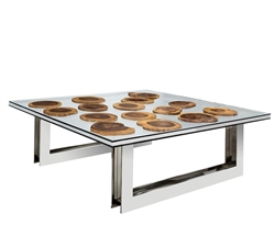 Essence Rosewood Modern Coffee Table