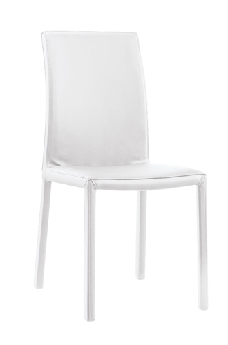 Messe Modern Dining Chair White -  Sold out