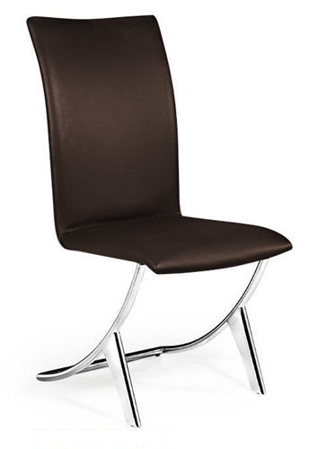 Valencia Dining Chairs in Espresso - FINAL SALE, NO RETURNS