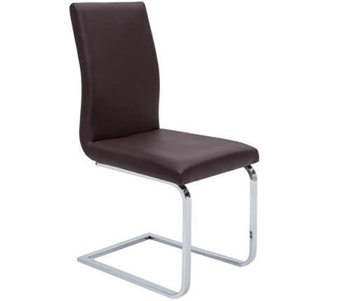 Matino Modern Dining Chair in Espresso