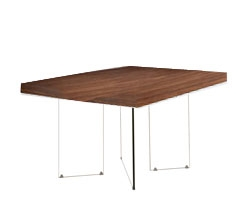 Lucca Modern Square Dining Table