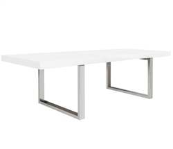 Toscana Modern Expandable Dining Table