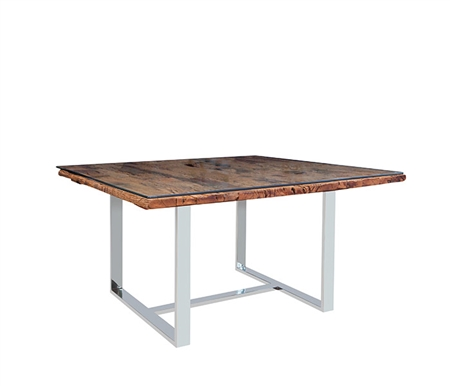 Amalfi Modern Square Dining Table
