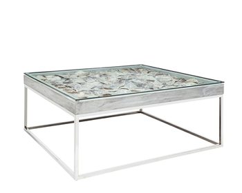 Infinity Square Modern Dining Table