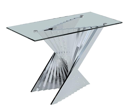 Positano Modern Console Table