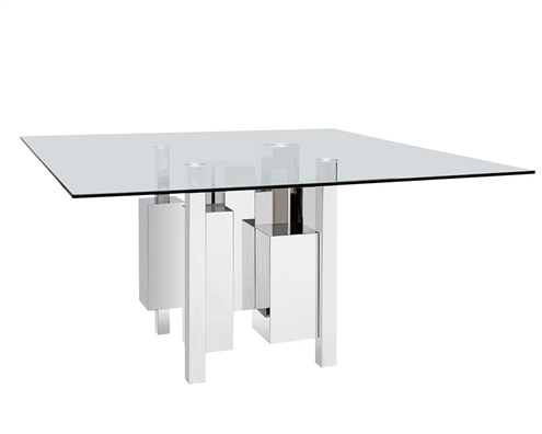 Sanremo Square Modern Dining Table