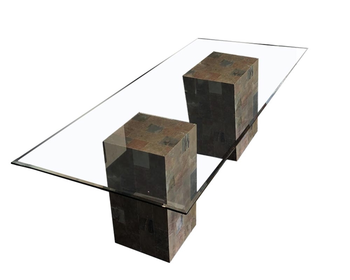 Paco Pedestals for Dining Table