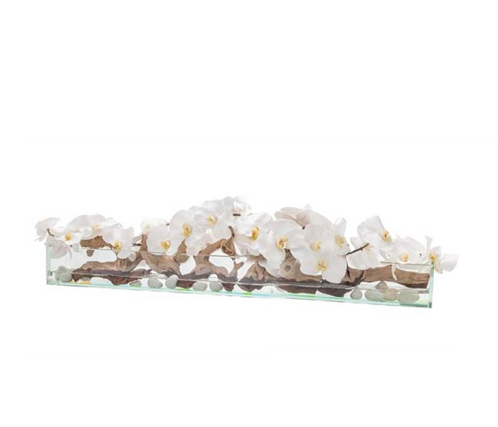 Mh2g - Accessories - Birch Floral Topiary
