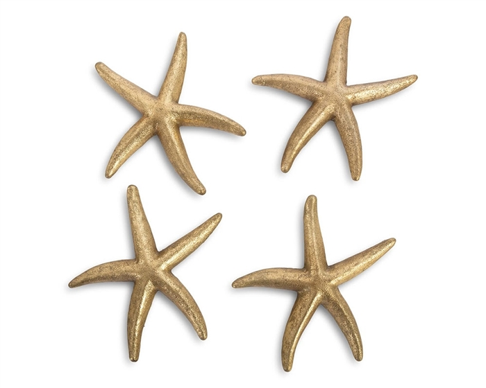 Starfish Gold Leaf Collection
