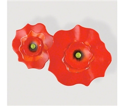 Poppy Red Small *Special Order