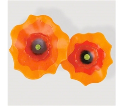 Poppy Orange Large *