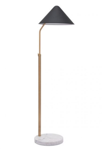 Pike Floor Lamp Black