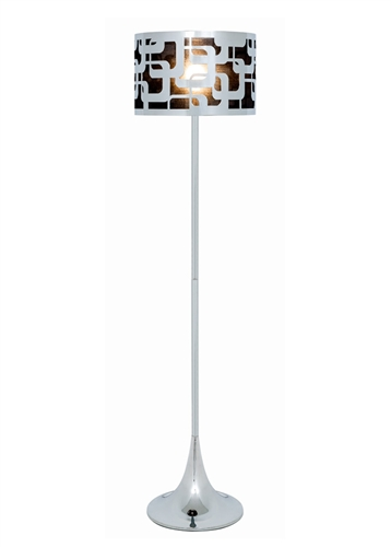 Illes Lighting Collection - Floor Lamp at Modern Home 2 Go