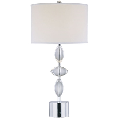 A very sophisticated and decorative table lamp