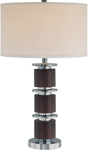 A contemporary and elegant table lamp