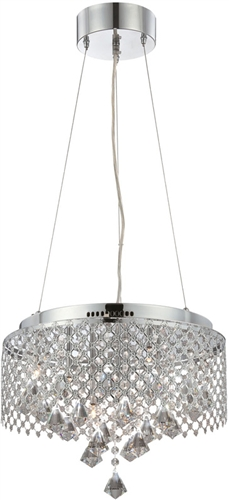 A stunning and elegant ceiling lamp
