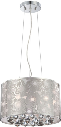 A fun and decorative ceiling lamp