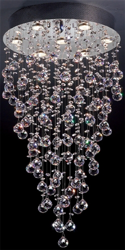 Magnificent and stunning chandelier collection