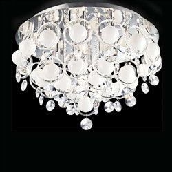 Bubbles Large Flush Mount Lamp *Special Order