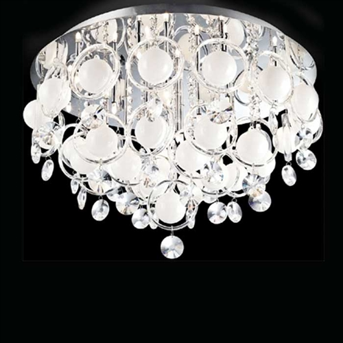 Bubbles Large Flush Mount Lamp - Discontinued