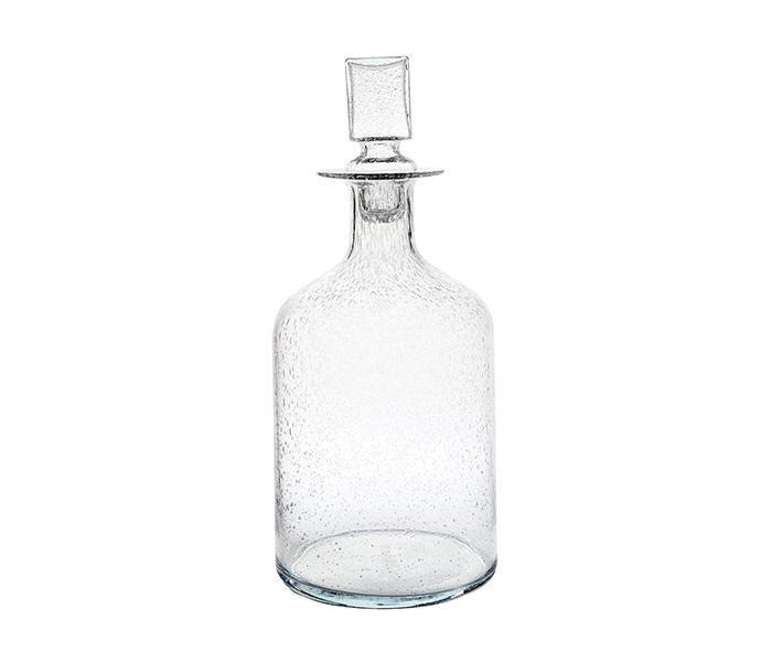 Clear Decanter Large