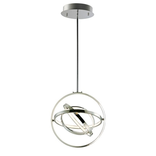 Gyro II LED Pendant / Semi-Flush Mount