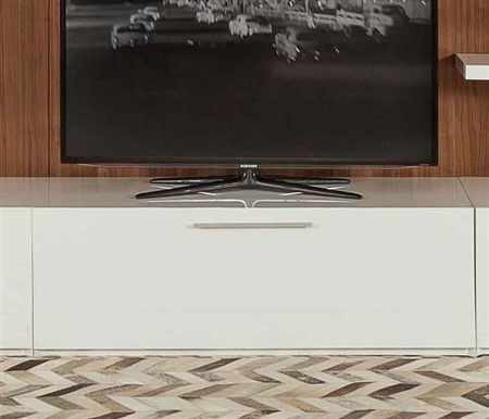 Beautiful large TV unit wengue panel