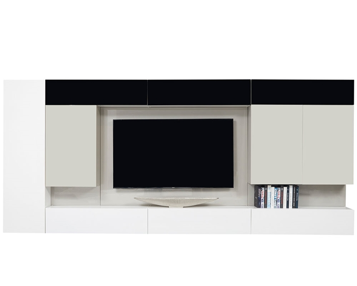 Teviso Modern Wall Unit