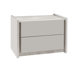 Ana Modern GREY Side Table