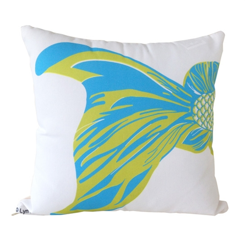 Fish Outdoor Pillow Set