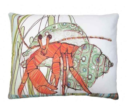 "Hermit Modern Pillow 19"" x 24"""