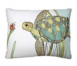 "Tortoise Modern Pillow 19"" x 24"""